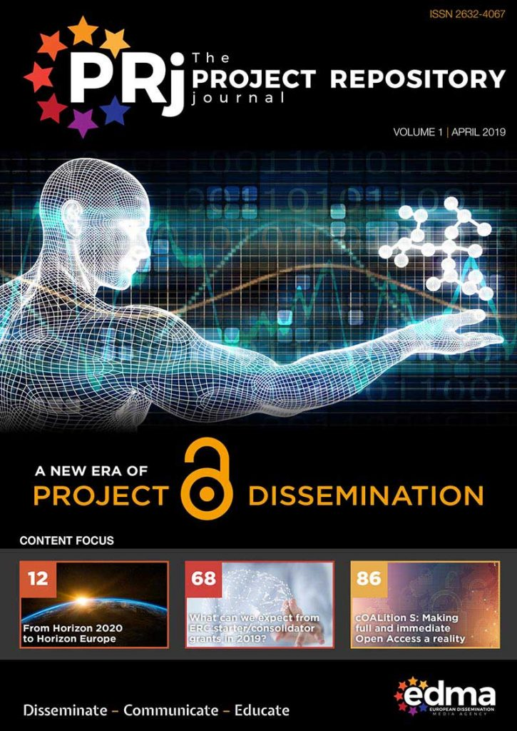 The Project Repository Journal - Volume 1 - April 2019