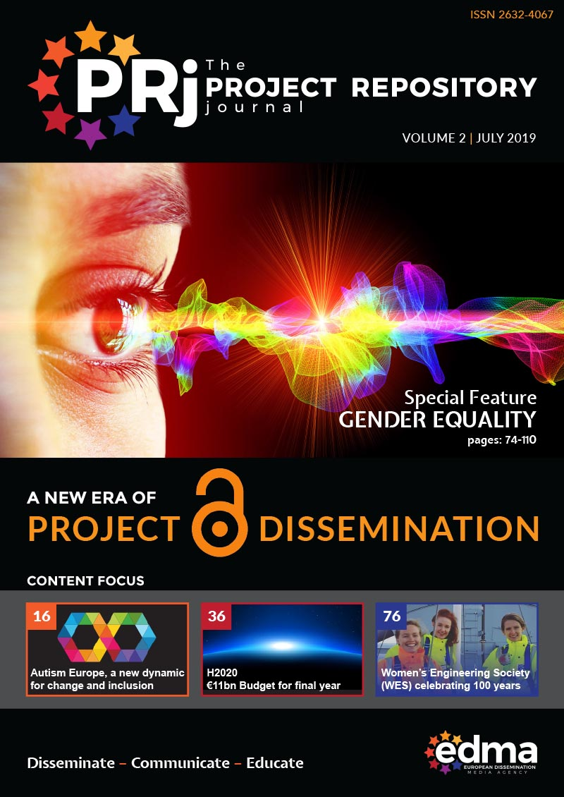 The Project Repository Journal - Volume 2 - July 2019