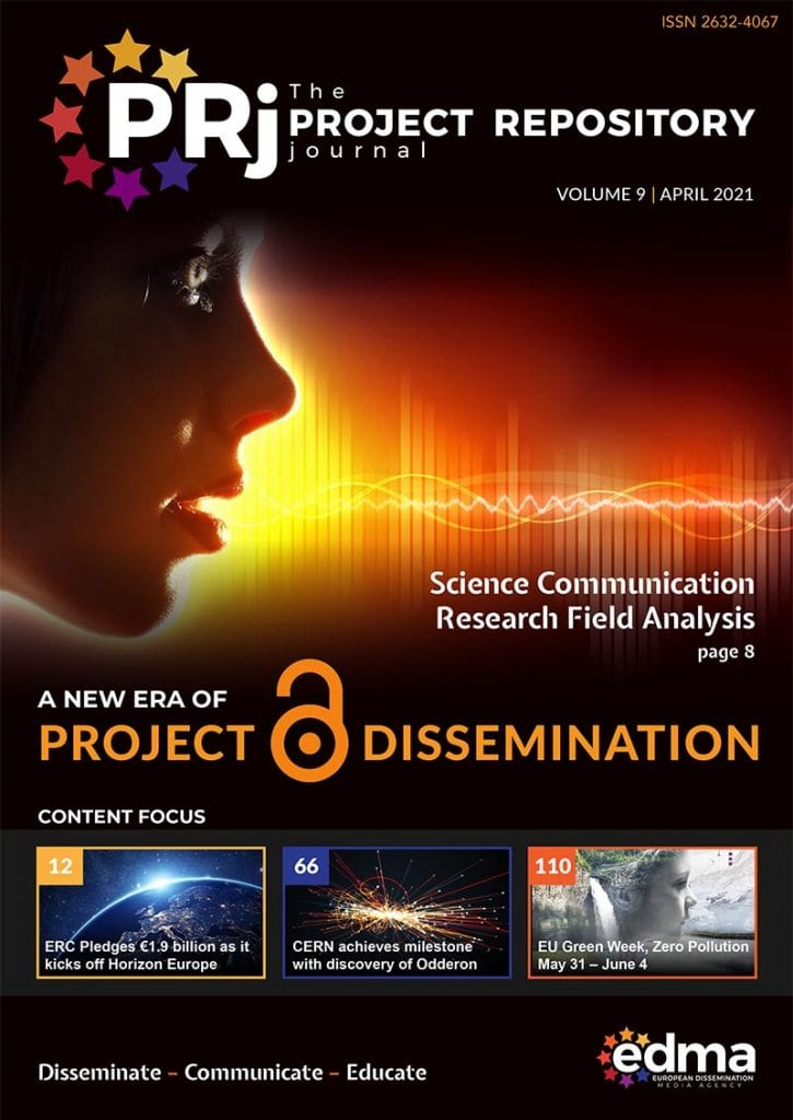 PRj - The Project Repository Journal - Volume 9