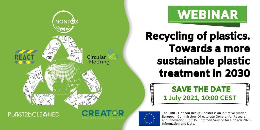 Plastic recycling webinar